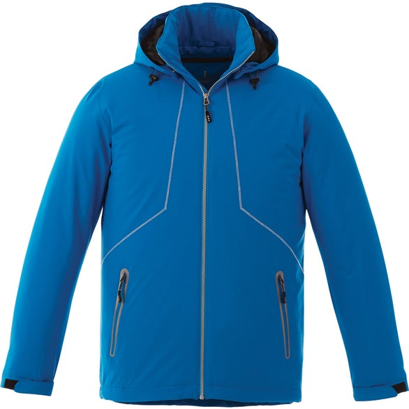Olympic Blue Mantis Insulated Softshell Jacket by TRIMARK