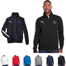 Puma P48 Fleece Track Jacket (Men's)