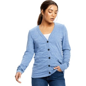 US Blanks Ladies'' Long-Sleeve Cardigans (Women''s)