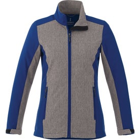 Vesper Softshell Jacket by TRIMARK (Women's)