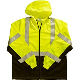 Xtreme Visibility Windbreaker Jackets (Men''s)