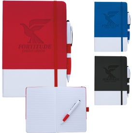 PrevaGuard Notebooks with Ion Stylus Pen (80 Sheets)