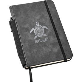 "5"" x 8"" Victory Notebook with Pen"