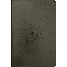 Ambassador Deboss Plus Bound Journalbook (80 Sheets)
