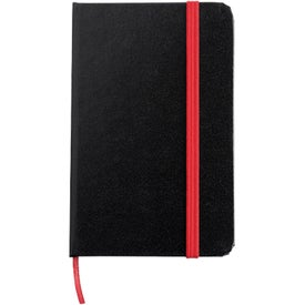 Black Executive Cover Journal with PVC Finish