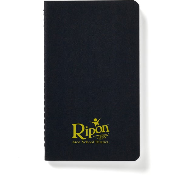Black Mini Notebook