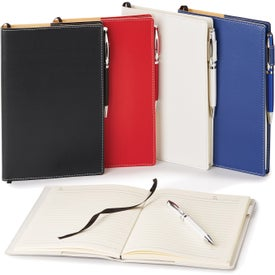 Bradford Refillable Journal Combo (160 Sheets)