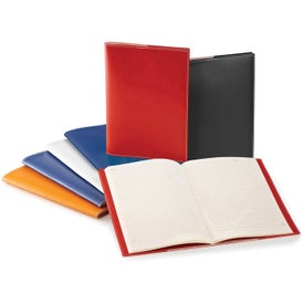 Bradford Vinyl Cover Refillable Notebook (96 Sheets)