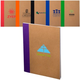 Color-Pop Recycled Memo Book (30 Sheets)