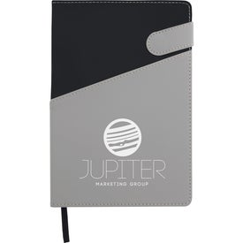 Colorblock Magnetic Journal