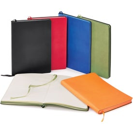 Donald Soft Cover Journals (160 Sheets)