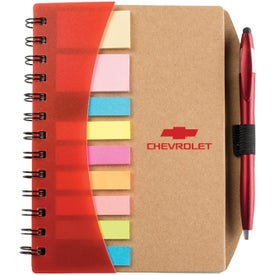 Executive Spiral Notebook Journal (70 Sheets)