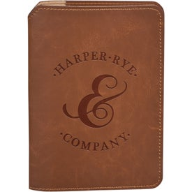 Field and Co. Campster Refillable Pocket Journal (24 Sheets)