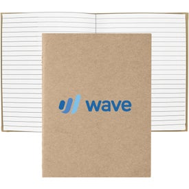 Kraft Journals (38 Sheets)