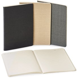 Linen Soft Cover Journals (96 Sheets)