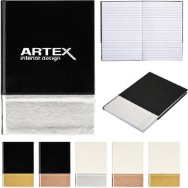 Metallic Two-Tone Journal (40 Sheets)