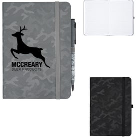 Midnight Camo Journals (40 Sheets)