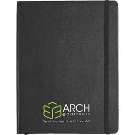 Moleskine Hard Cover Ruled Extra Large Notebook