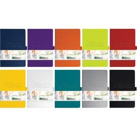 Nova Soft Graphic Wrap Deboss Plus JournalBook