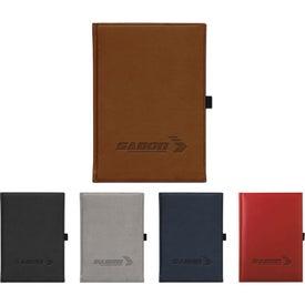 Pedova Large Deboss Plus Bound JournalBook