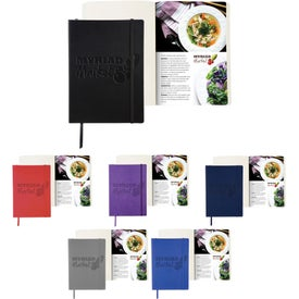 Pedova Large Soft Graphic Page JournalBook (80 Sheets)