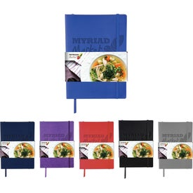 Pedova Large Soft Graphic Wrap Deboss JournalBook