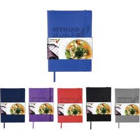 Pedova Large Soft Graphic Wrap Deboss JournalBook