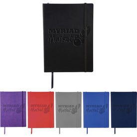 Pedova Large Ultra Soft Deboss Plus JournalBook