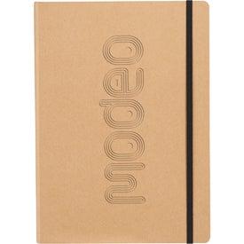 Recycled Ambassador Large Bound JournalBook