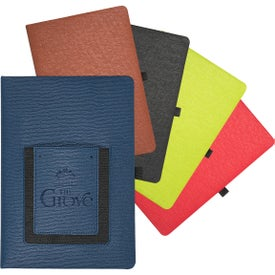 Roma Journal with Phone Pocket (80 Sheets)