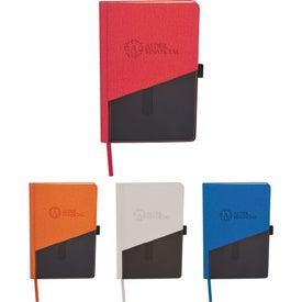 Siena Heathered Bound JournalBook