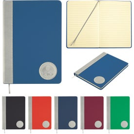 Silver Medallion Journal (40 Sheets)