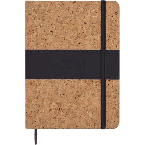 Cork / Black Somerset Cork Journal