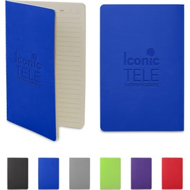 Thermo PU Stitch-Bound Meeting Journal (32 Sheets)