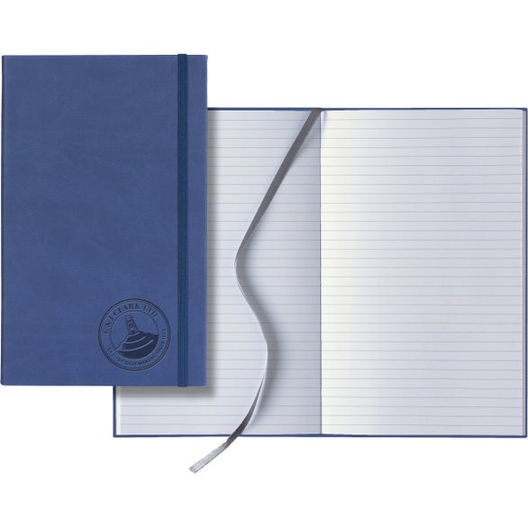Royal Blue Tucson Banded Medium Journal