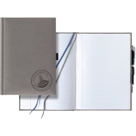 Tucson Medium Journals with Pen, Loop, and Gift Box (128 Sheets)