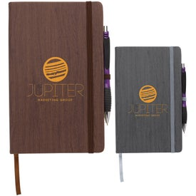 Woodgrain Journal (80 Sheets)