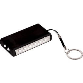 Aura 8 LED Keychain Light for Your Church