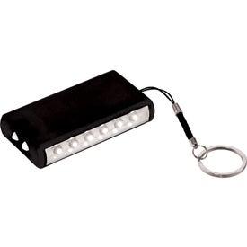 Aura 8 LED Keychain Light for Your Church