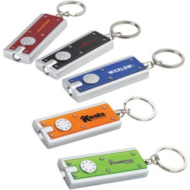 Ester Flashlight Keyring