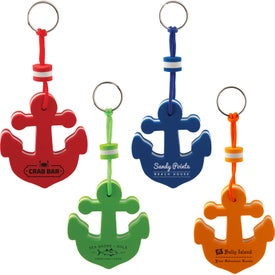 Floating Anchor Keytag
