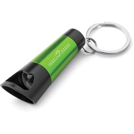 Kappa Key Light and Bottle Opener Giveaways