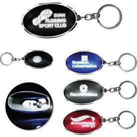 Luminant Key Chain Flashlight