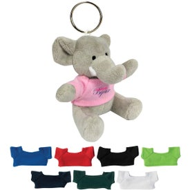 Mini Elephant Keychain