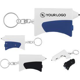 Mini Emergency Auto Set Key Chains