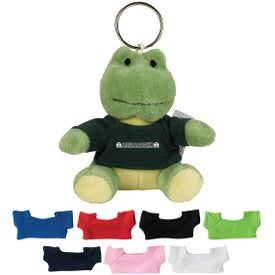 Mini Frog Key Chain