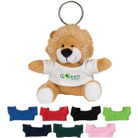 Mini Lion Key Chain