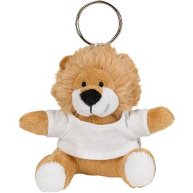Mini Lion Key Chains