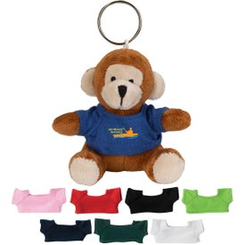 Mini Monkey Key Chain
