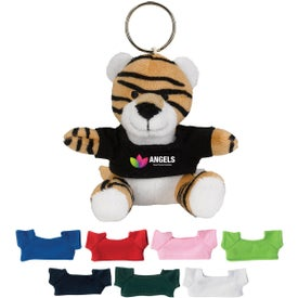 Mini Tiger Key Chains